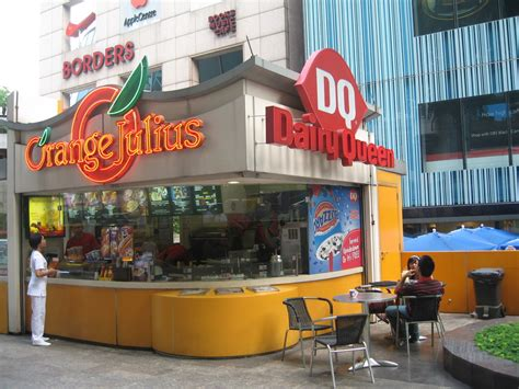 kiosk stand singapore top 5 oldest fast food history of restaurants