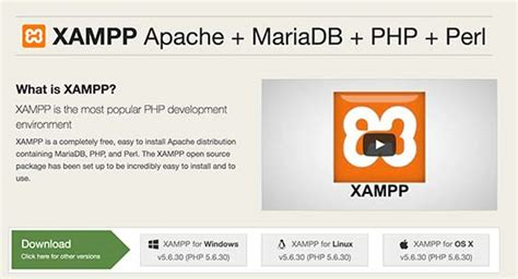 create  local wordpress site  xampp