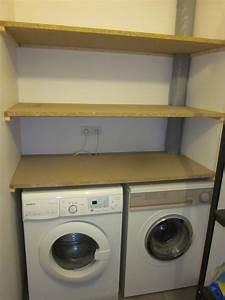 Cout Construction Maison Soi Meme : etagere de rangement pour garage id e ~ Premium-room.com Idées de Décoration