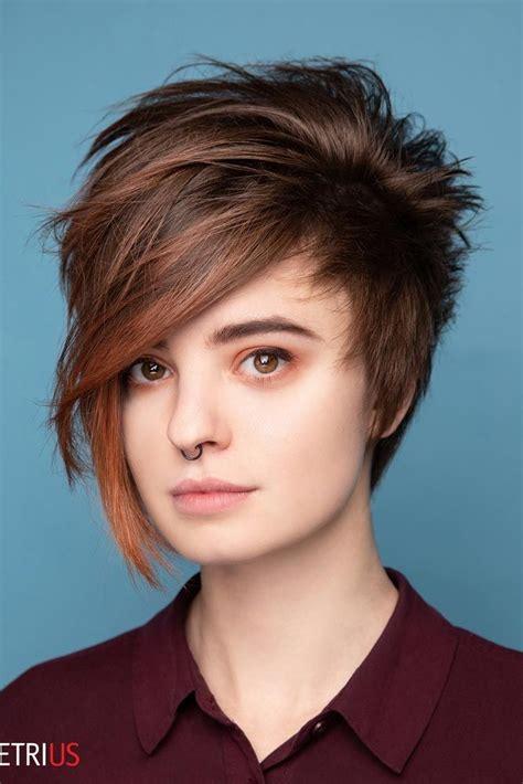 35 Types Of Asymmetrical Pixie To Consider Pixie haircut