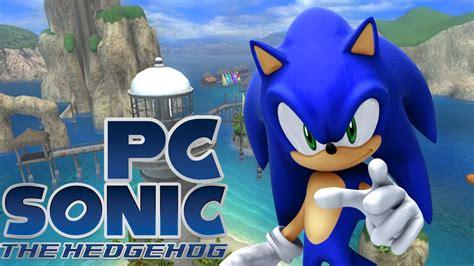 Sonic The Hedgehog 2006 PC Version - Wave Ocean Gameplay ...