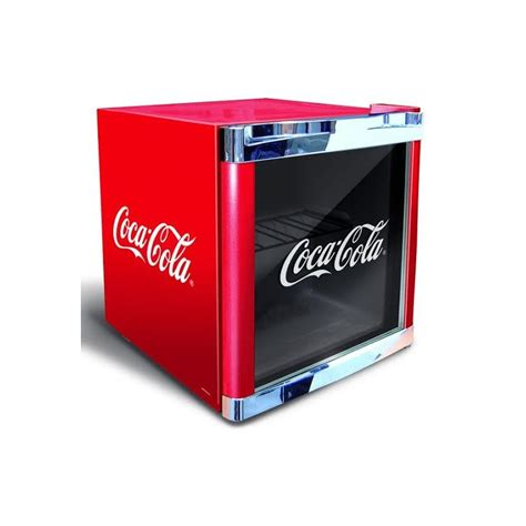 frigo chambre petit réfrigérateur frigo vitrine coca cola à boissons 50 l