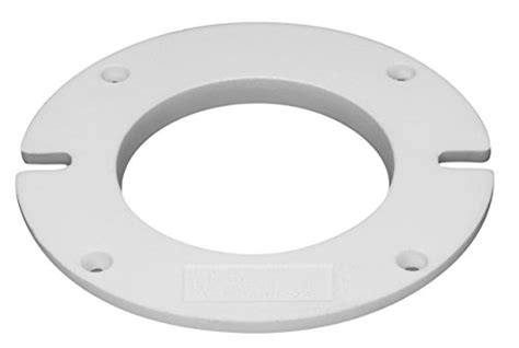 oatey 43646 closet flange spacer 1 2 inch hardware tools