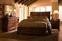 solid wood bedroom furniture sets Kincaid Tuscano Solid Wood Low Profile Bedroom Set