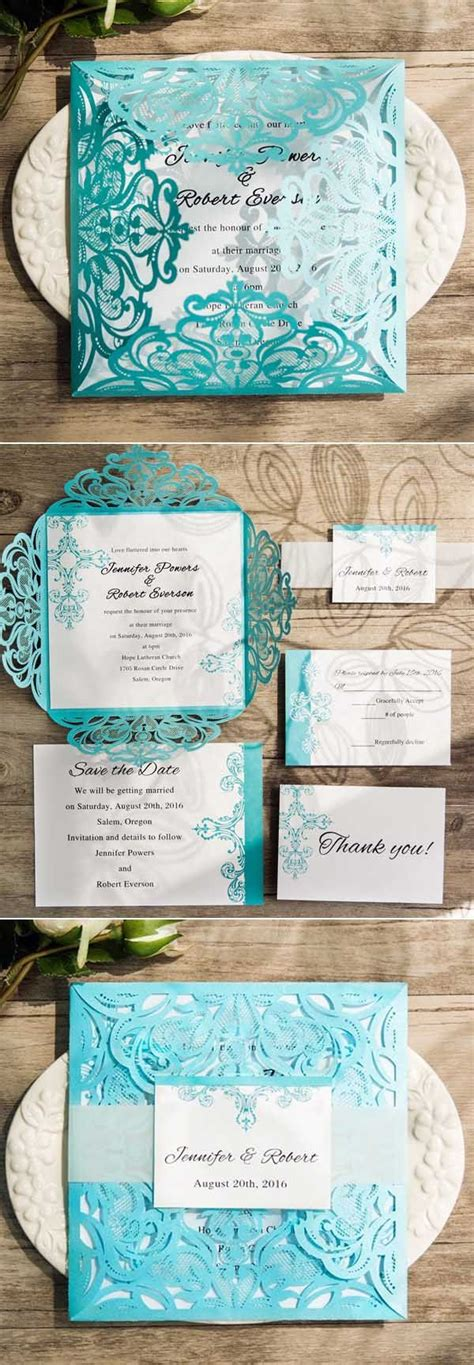 Awesome Ideas For Your Tiffany Blue Themed Wedding Beach