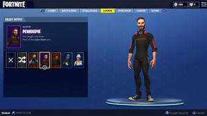 This PewDiePie Fortnite Skin Is Exactly What He Needs To