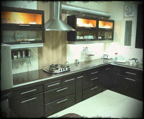L Shaped Modular Kitchen Designs Catalogue Cost Of