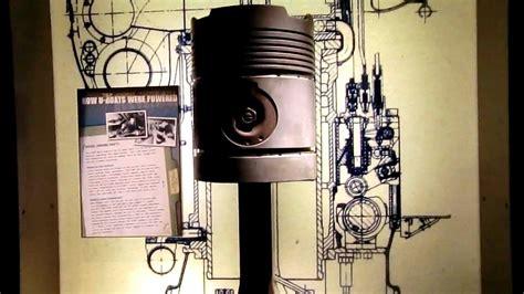 U Boat Diesel Engine by A Wwii U Boat Submarine Diesel Engine Piston