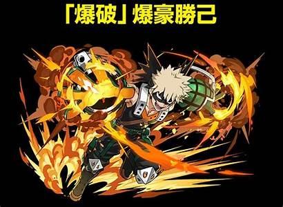 Bakugou Katsuki Academia Hero Official Dragons Boku