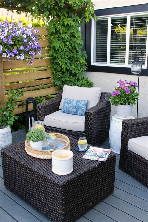 Outdoor Living Furniture by Outdoor Living Summer Patio Decorating Ideas Clean And