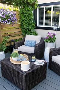 Outdoor, Living, -, Summer, Patio, Decorating, Ideas