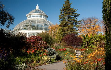 new york botanical garden in new york
