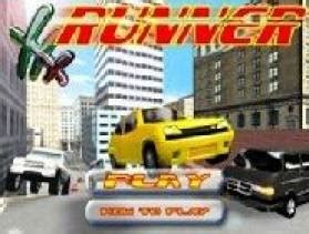 ffx runner  game  playhubcom