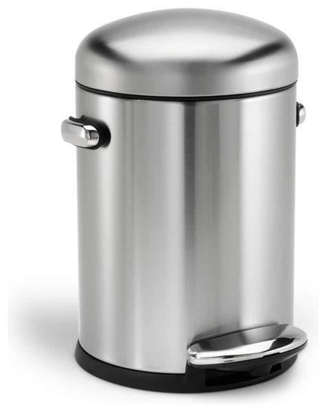 stainless steel kitchen garbage can stainless steel kitchen trash can kitchen ideas