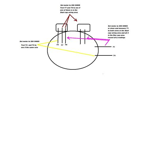 Electric Motor Wiring Diagram 220v by I Need A Wiring Diagram For A 1p 230v 5 Hp Motor It Is