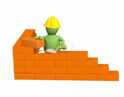 Building 3d Wall Brick Puppet Builder Block