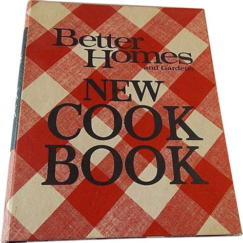 better homes and gardens cookbooks better homes and garden new cookbook 1968 colemans collectibles ruby lane