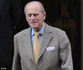 Prince Philip Beard Another Glorious Gaffe As The Duke Of Edinburgh Remarks