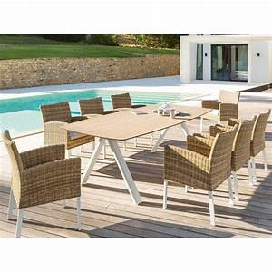 Salon De Jardin La Redoute : awesome salon de jardin en bois la redoute images ~ Preciouscoupons.com Idées de Décoration