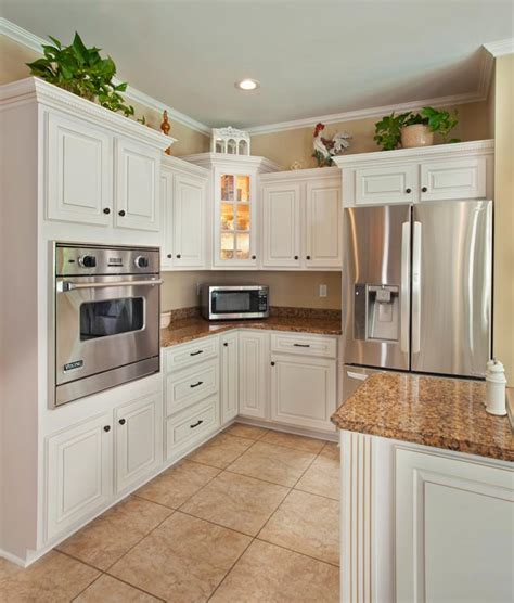 white cabinets with beige countertop our top 5 antique white cabinet countertop pairings