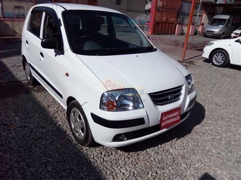 Hyundai Santro Xo [price Rs. 11,35,000] Kathmandu, Nepal