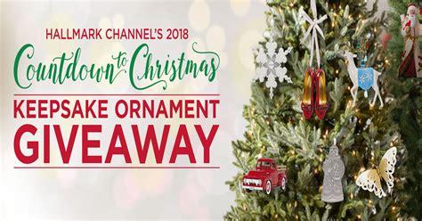 hallmark channels countdown  christmas keepsake