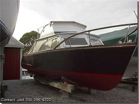 Hewescraft Boats For Sale In Ohio by 1964 Bayhead Skiff Pontooncats