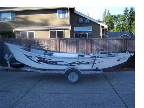 Drift Boat Price by 2007 Clackacraft 18 Drift Boat New Price The Outdoor