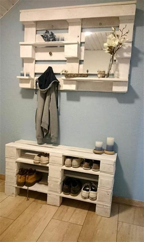 ideas  hacer muebles  palets faciles diy