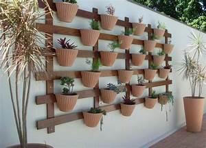 Creation Avec Des Pots De Fleurs : 92 best creations avec des pots de fleurs images on ~ Melissatoandfro.com Idées de Décoration