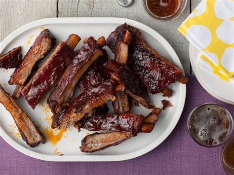 bbq ribs recipe best bbq rib recipes food network recipes dinners and easy meal ideas food network