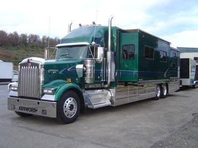 kingsley coach custom class  diesel rv  sale