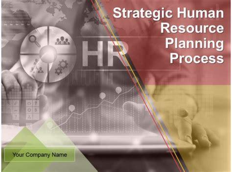 strategic human resource planning process powerpoint