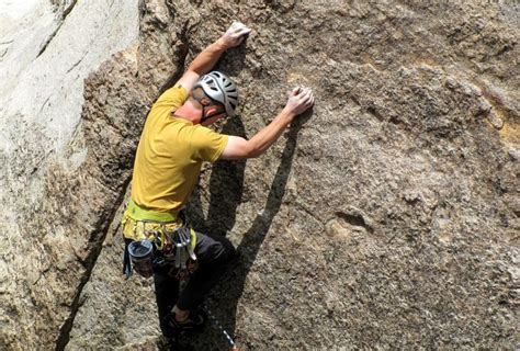 Rock Climbing Techniques How To Become A Better Climber