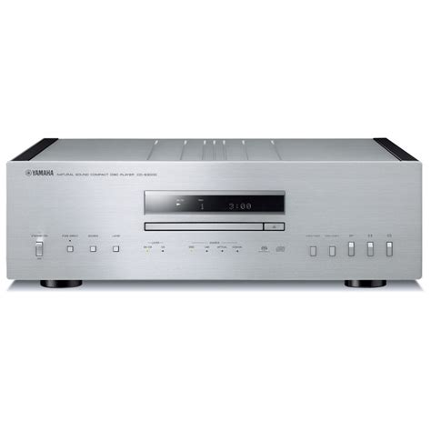 cd player yamaha yamaha cd s3000 highest class cd player silver