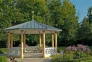 Gartenpavillon Aus Metall : gartenpavillon holz anleitung ~ Michelbontemps.com Haus und Dekorationen