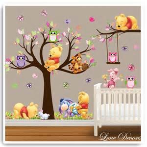 Winnie The Pooh Nursery Decor Uk by Best 25 Winnie The Pooh Nursery Ideas On