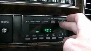 1990 Cadillac Brougham Fuse Box : 1990 cadillac brougham diagnostics youtube ~ A.2002-acura-tl-radio.info Haus und Dekorationen