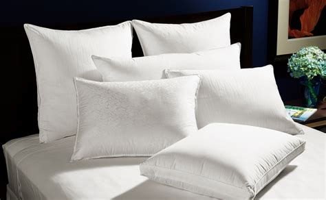 types of pillows best pillow types for hotels