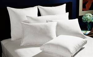 Best pillow types for hotels for Comfort inn pillows