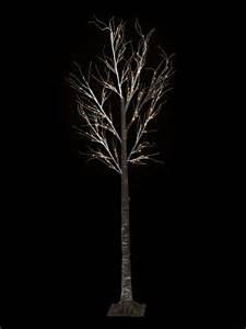 pre lit twig 120 led floor standing 7ft 210cm 70cm outdoor indoor tree ebay