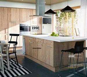 Modeles Cuisine Ikea : cuisine ikea consultez le catalogue cuisine ikea c t maison ~ Dallasstarsshop.com Idées de Décoration