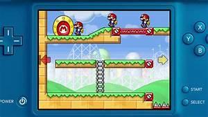 Mario Vs Donkey Kong Miniland Mayhem E3 Trailer