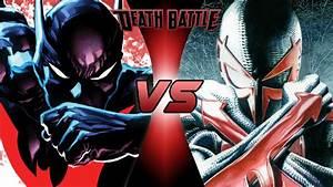 Image - Batman Beyond VS Spider-Man 2099 V2.png | DEATH ...
