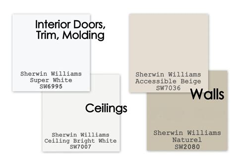 paint colors to sell your home for walls i use sherwin
