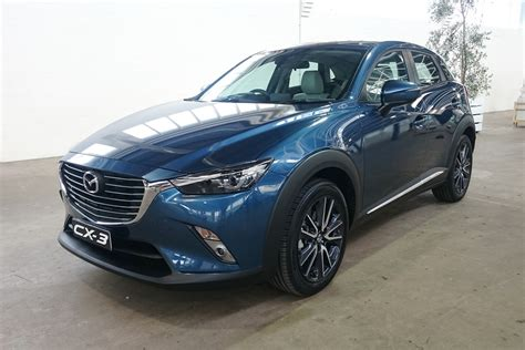 2017 Mazda Cx-3 Launch Review