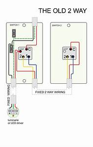 New Wiring Diagram For A Double Light Switch  Diagram  Diagramsample  Diagramtemplate