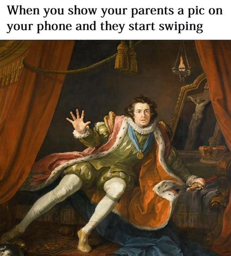 Classic Art Memes - how to secure your iphone ios device from intruders