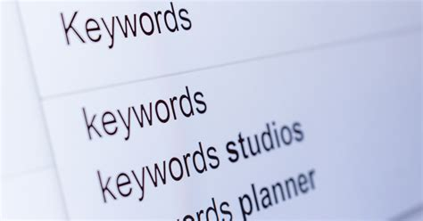 Seo Keywords by Keyword Research How To Copywriters For