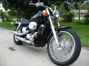2004 Honda Shadow 750 Owners Manual